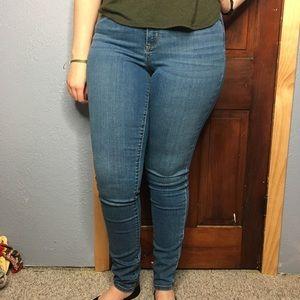 Universal Thread skinny jeans 10 long women's